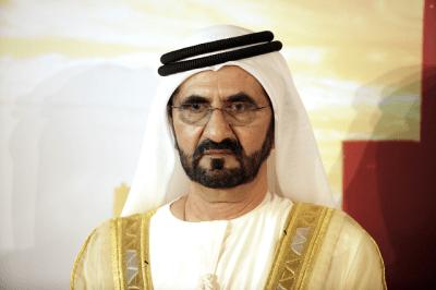 Emir Sheikh Dubai