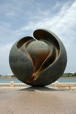 Eye Monument di Jeddah