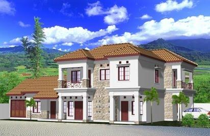 920+ Gambar Rumah Mewah 2 Lantai Gaya Eropa HD