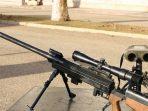 Sniper Dengan Jarak Tembak 3 Kilometer