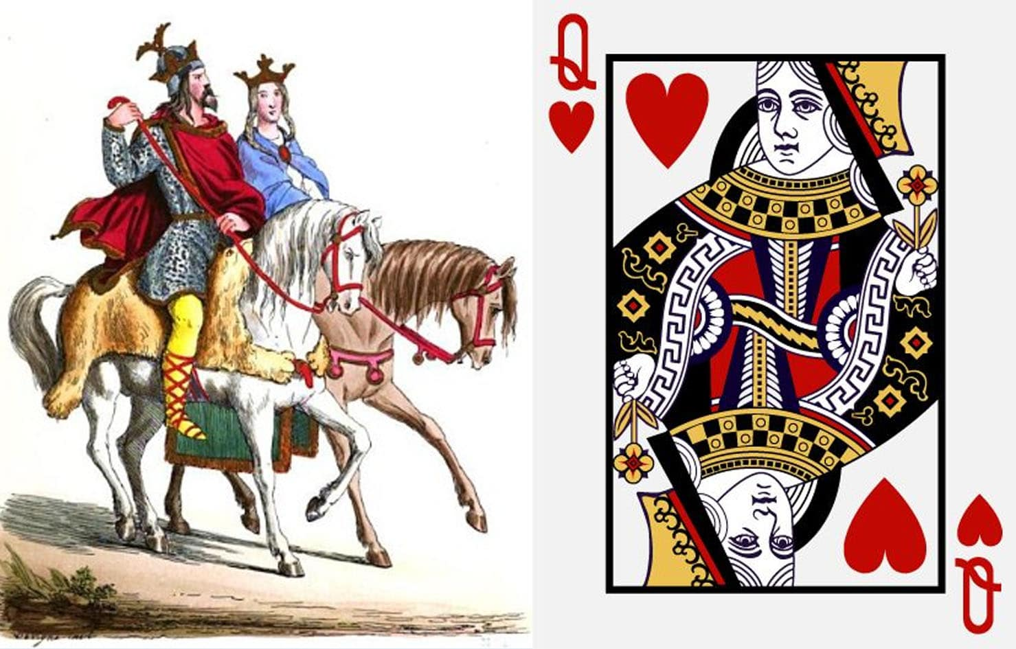 Queen of Heart Judith