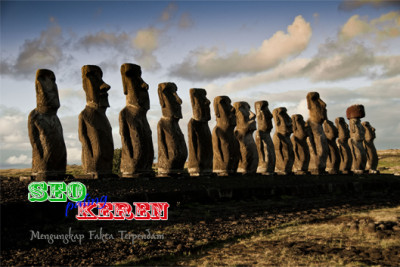 Easter Island (Rapa Nui to its native Polynesian inhabitants) is like nowhere else on earth