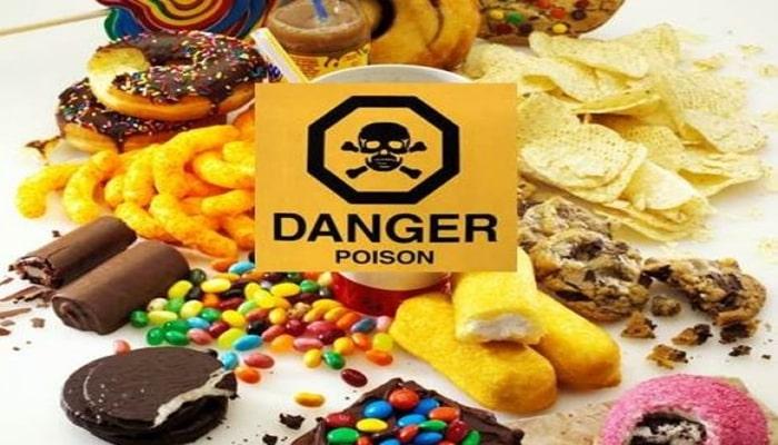 Waspada Panganan Berbahaya dan Beracun