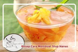 Resep Cara Membuat Es Rujak dan Stup Nanas di Bulan Ramadhan