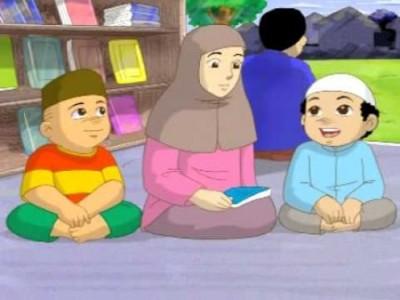 Cara mendidik dan membimbing anak