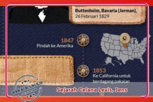 Sejarah Celana Levi's