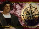 christopher columbus dan peta yang membawanya mencari benua baru