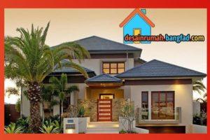 Desain bangunan dan merancang rumah biaya rendah