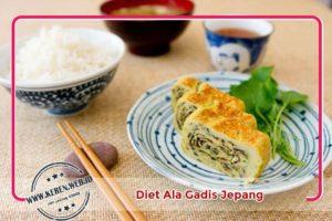 Diet ala gadis jepang