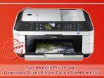 Tips Memilih Printer dan Download Driver Printer Canon PIXMA MX357