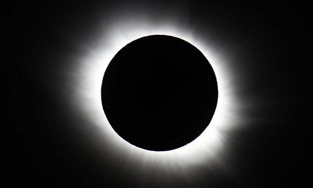 Mitos Tentang Gerhana Matahari