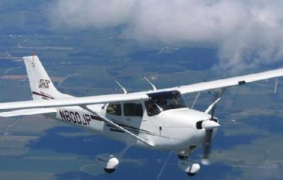 Ilustrasi: Pesawat tanpa ijin masuk wilayah Indonesia