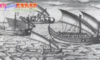 Sejarah Peradaban Indonesia : Kapal Jung Jawa Teknologi kapal raksasa