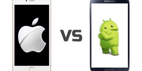 Apa Perbedaan iPhone (IOS) dibanding Android