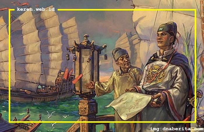 Laksamana Cheng Ho, Muslim Pengembara