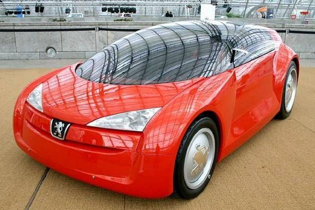 Mobil Keren Merah
