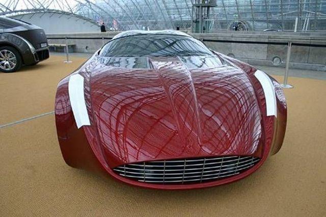 Mobil Super Mewah