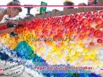 Penghias Pagar yang indah (Beautiful Mosaic)