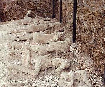 Tragedi Prompei diyakini terjadi pada zaman nabi luth