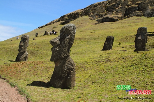 Find out more about the history of Easter Island