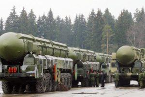 Rudal Nuklir Rusia
