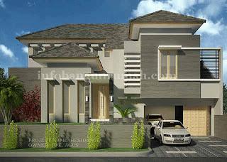 Desain Alami untuk menciptakan rumah yang sejuk dan asri