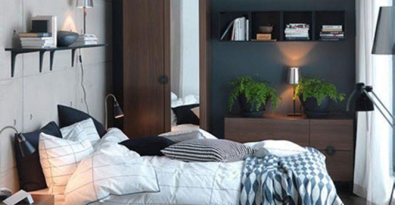 Tips: Penyimpanan Buku dan Baju untuk Menata Ruang Kamar yang sempit