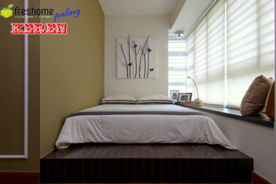 Tips Menata Ruang Kamar yang sempit